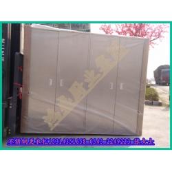 四门更衣柜 加厚定做不锈钢更衣柜 储物柜